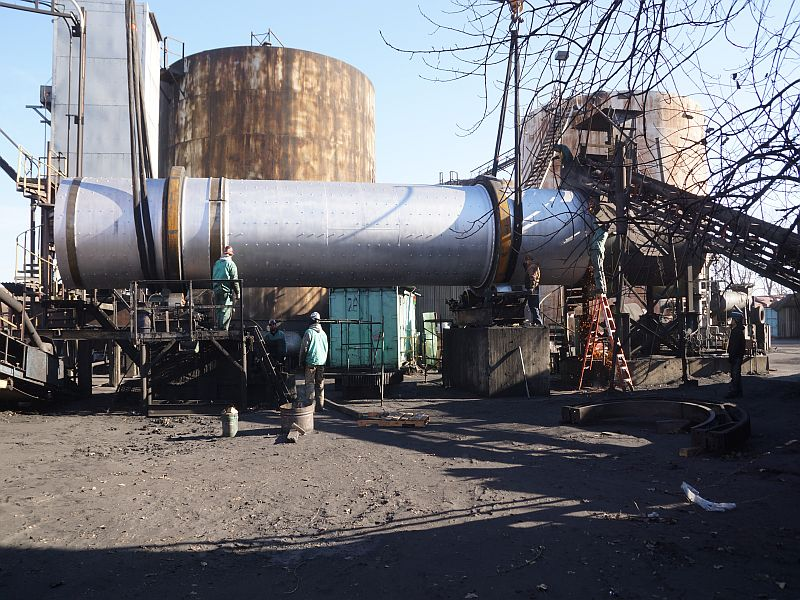 Dryer at Site