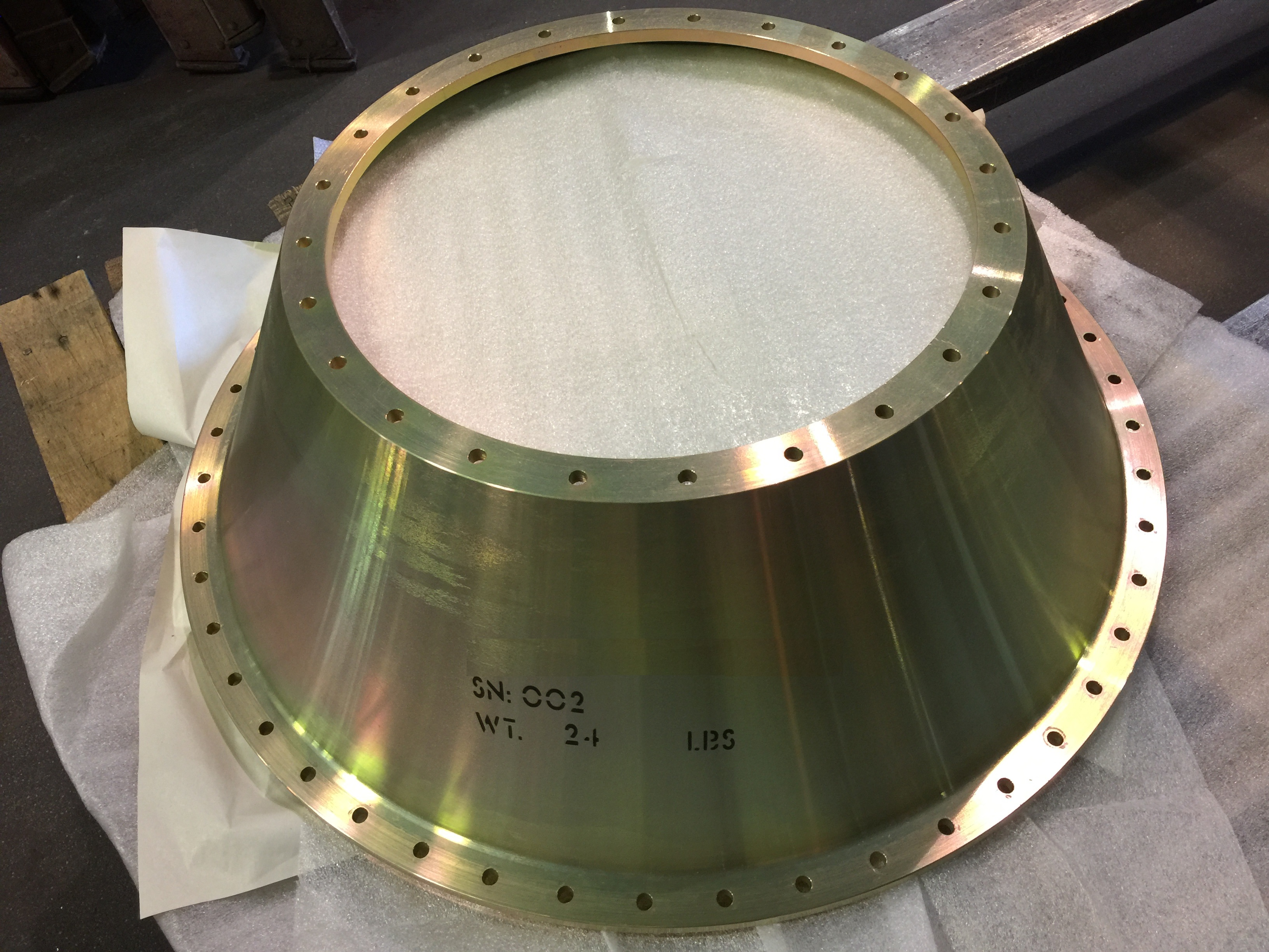 Conical Adapter
