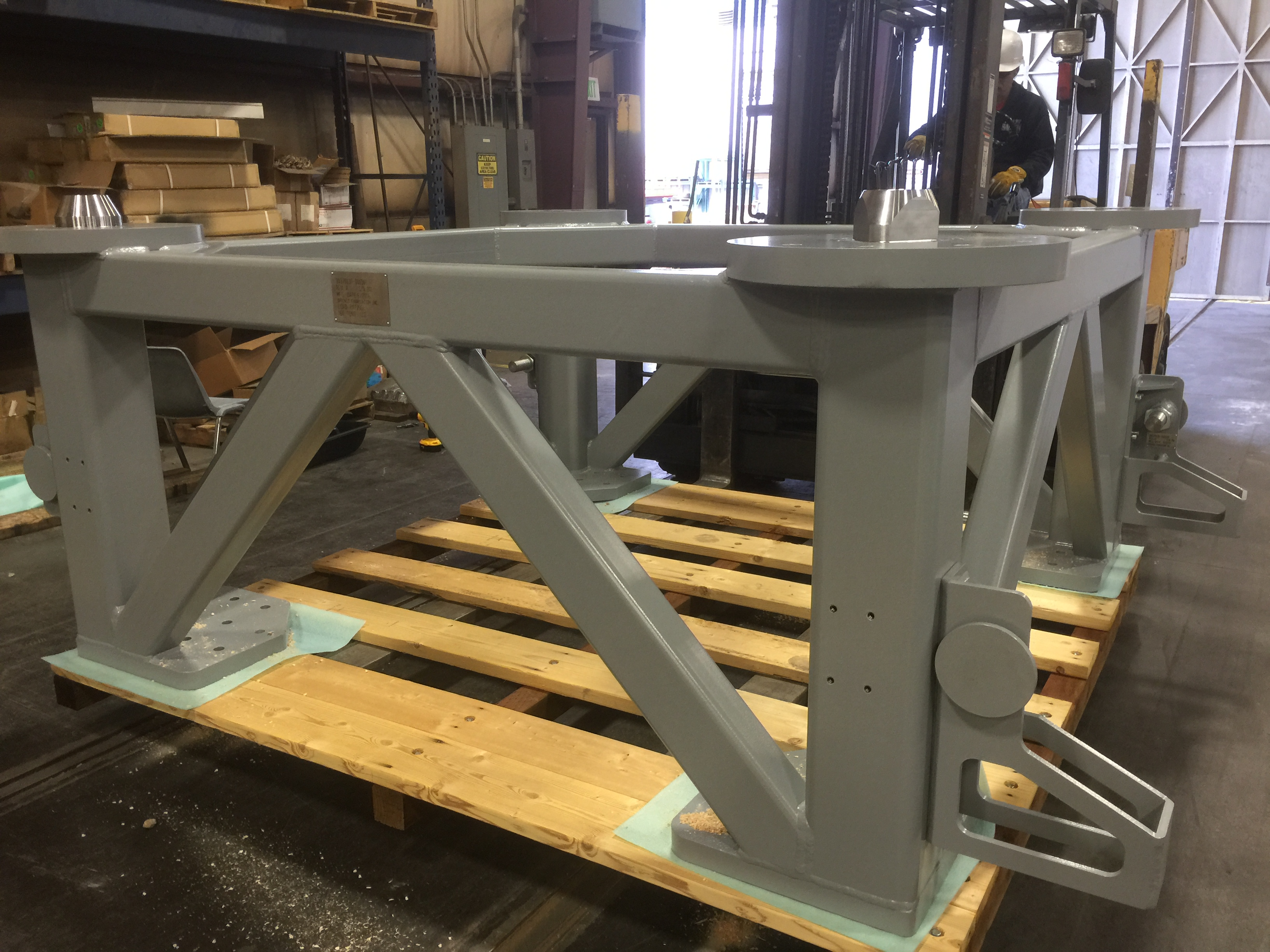 Coil Support Stand
